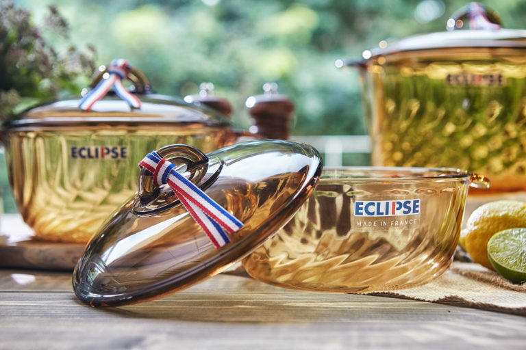 ECLIPSE GLASS POT